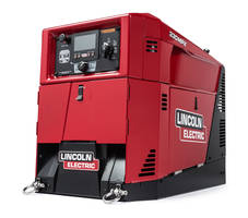 Lincoln Electric Introduces Ranger 330MPX Welder with CrossLinc Remote Control