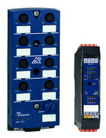 Bihl+Wiedemann Offers ASi-5 Digital I/O Modules That Accept Signals from Up to 16 Sensors