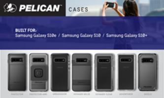 Pelican's New Adventure, Ambassador, Protector, Protector+, Shield and Voyager Case Covers Drop Tested to Military Specifications