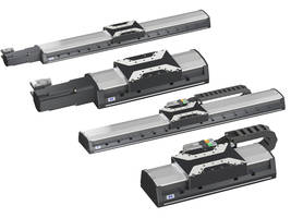 PI Debuts L-412/V-412 Linear Stages for Industrial Automation and Positioning