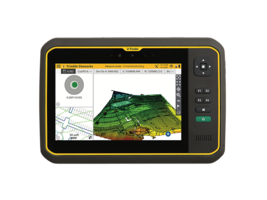 Trimble's Versatile Trimble T7 Tablet Provides Real-time Data, Increases Productivity and Enables Better Decision Making