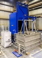 Wisconsin Oven Ships Horizontal Quench Solution Treat System to a Supplier of the Aerospace Industry