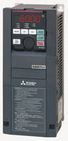 New FR-A800-R2R Variable Frequency Drive Equipped with Tension Sensorless Torque Control and Tension Sensor Feedback Speed Control