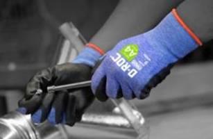 New D-ROC GPD482 AeroDex Work Glove with 360 Degree Cut Resistance