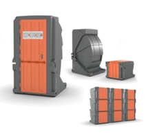 Advantage Engineering Launches New Collapsible, Stackable P-Pod Portable Restrooms