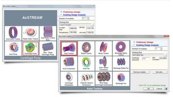 Latest AxSTREAM Design Software is Now Integrated with GT-SUITE Simulation