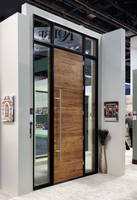3 Foot 6 Inch By 10 Foot Barnwood Door, Constructed Of Reclaimed Wood,  Creates A Dramatic Entryway ...