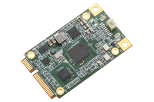 AAEON's New AI Core X Computing Board Provides Up to 105 FPS Operations