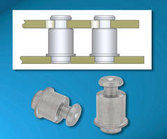 New Unthreaded Standoffs from PennEngineering Designed for Quick Attachment, Removal