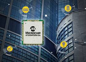 Microchip Introduces SAM R30 Module That is Certified to FCC, OC and RED Standards