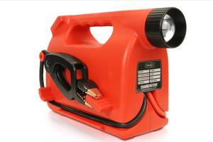 New Crankenstein Jump Starter Works in an Operating Temperature Ranging from -28 to +140 Degrees Fahrenheit