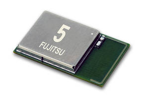 Fujitsu's New FWM7BLZ20B Series of Wireless Modules Meets The High Communication Speed Requirements of IoT Devices and Applications
