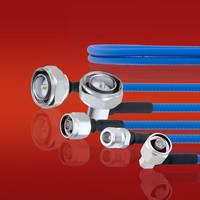 Fairview Offers Low-PIM Coaxial Cable Assemblies for Distributed Antenna Systems