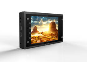 TVLogic's Newest Field Monitor Rivals the Sun in Brightness