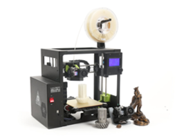 New LulzBot TAZ 6 and LulzBot Mini 2 3D Printer Combines Printer Reliability with Polymaker's PolyCast Filament