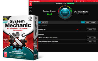 New System Mechanic 18.5 PC Tune-Up Solution Automatically Fixes and Speeds Up PC