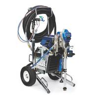 Graco Offers Airless Spraying Systems with BlueLink Job and Sprayer Management Capability