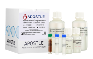 New Apostle MiniMax Cell-Free DNA Isolation Kit is Based Nanoparticles