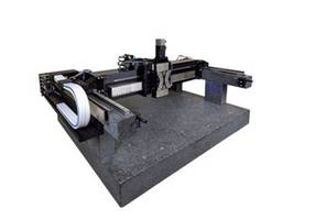 PI Introduces A-351 MGS Mechanical Gantry Systems with 1 nm Resolution Absolute Encoder