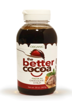 Come Alive Organics Introduces the Better Cocoa Chocolate Syrup, a Vegan, Non-GMO Brand with No Preservatives