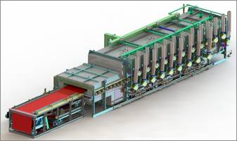 Global Fastener Manufacturer Purchases New AFC-Holcroft Mesh Belt Furnace