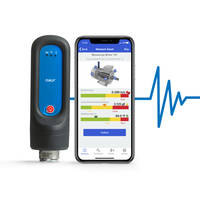 New SKF Pulse Sensor Features Velocity, Acceleration and Temperature Measurement of Rotating Equipment
