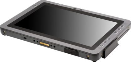"New RTC-1010M Semi-rugged Tablet Features Flexibility and 10.1"" Sunlight Readable Screen"