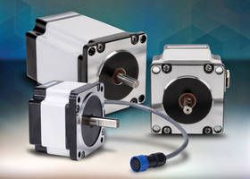 Surestep IP65 Rated High-torque Stepping Motors Use 2-Phase Technology with 200 Full Steps per Revolution or 1.8 Degrees per Full Step