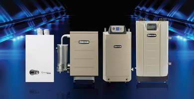New Evergreen, Ultra Series 4, GV90+ and AquaBalance Series 2 Gas Boilers Features Latest Hydronic Heating Technology for Ideal Heating Comfort and Energy-Saving Performance