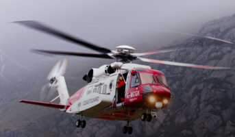 Sikorsky Honors CHC S-92® Helicopter Crew for Rescue in Norway