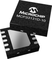 New MCP331x1(D)-Xx Family Ranges in Resolution from 12-, 14- and 16-Bit, with Speed Options Ranging from 500 Kilosamples per Second (ksps) to 1 Msps