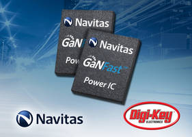 Navitas to Showcase GaNFast™ Charging Technology at APEC 2019