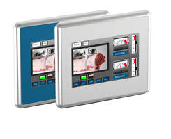 New CP600-Pro Control Panel Provides HMI for Complex Applications