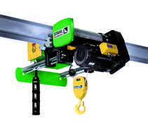 New STAHL CraneSystems SH Ex Wire Rope Hoist Available in Five Frame Sizes with 26 Load Capacity Variants from 1000 Pounds to 30 Tons
