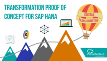 Latest Transformation Proof of Concept Service Helps in Migrating to SAP HANA Business Data Platform on the Cloud