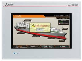 New GT25 Rugged Series HMI Functions At Temperatures between -5 And 150 degree F (-20 To 65 degree C) and Is Resistant To Vibration and Shock