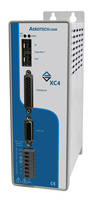 New XC4 Single-Axis PWM Drive Designed for up to 340 VDC Operating Voltage and 30 Amp Peak Current
