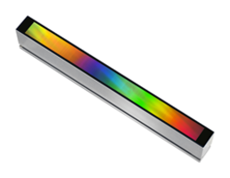 Inprentus Offers Blazed Diffraction Grating with In-Beam Diagnostic Features