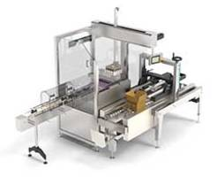 New Cumulus Model SLPP-15 Case Packer Offers Speed of Up to 180 Bottles Per Minute