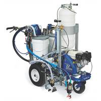 Graco Presents LineLazer V 200MMA Airless Line Striper for Methyl-Methacrylate Applications