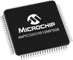 New Dual- and Single-core dsPIC33C Digital Signal Controllers Offer up to 64 KB Flash Memory and 28- to 48- pin Packages