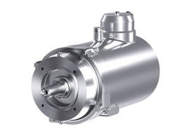 New IEC Food Safe Motors Includes Stainless Steel NEMA Motors, Mounted Ball Bearings and Gearing