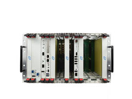 New VTX350 is a 6U VPX Chassis Accept 0.8-inch, 0.85-inch and 1.0-inch Pitch Modules