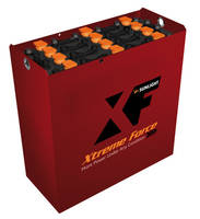 SBS Offers New Batteries for Motive Power and Material Handling Industries