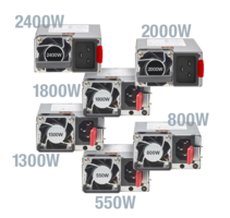 CSU Series, a New Series of Power Supplies Feature Individual Power Ratings from 550 W up to 2400 W