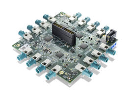 New DesignCore Sensor Interface Card with On-Board FPGA