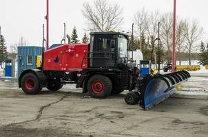 Winnipeg Presents Otto Airport Snowplow That is Equipped with 3D LIDAR and RADAR