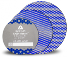 New Mosaic Diamond Grinding Discs are Suitable for Automotive and Aerospace Applications