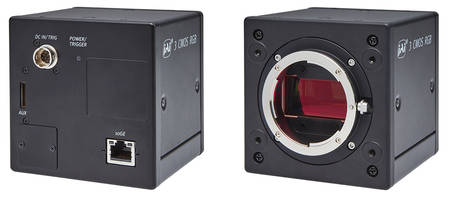 New SW-4000T-10GE Camera Provides a Maximum Resolution of 4096 Pixels (4k) per Channel/Line