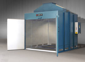 "Grieve Introduces No. 807 Cooling Chamber Measuring 84"" W x 96"" D x 72"" H"
